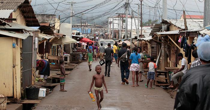 Улица Малабо, Экваториальная Гвинея