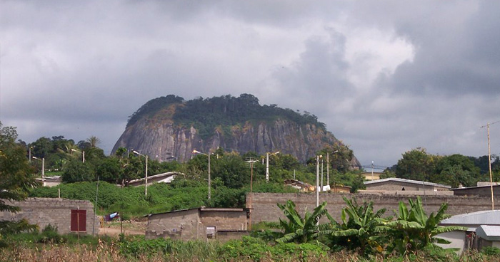 Colline - Duékoué, Кот-д'Ивуар