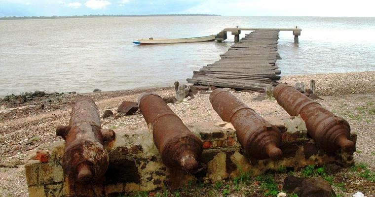 Остров Джеймс, Гамбия
