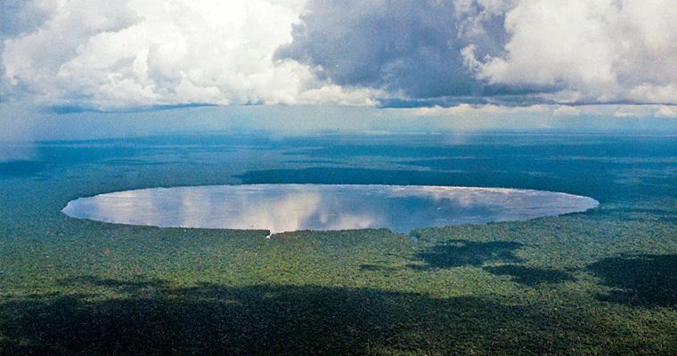Таинственный Теле, Республика Конго