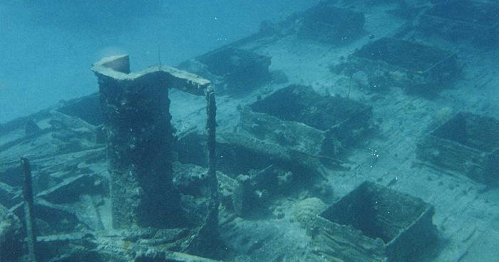 Японский противолодочный корабль