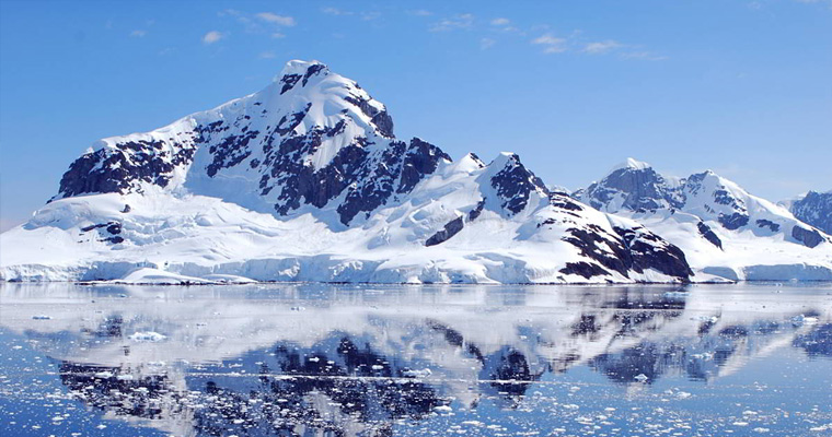 Бухта Парадиз, Антарктида