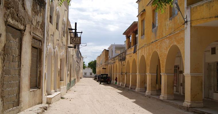 Улица, Мозамбик