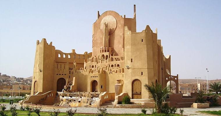 Памятник Муфти Закария, Ghardaïa, Алжир