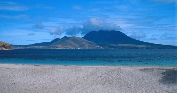 Пляж Сент-Китс