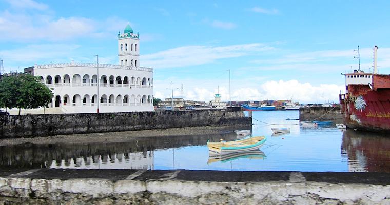 Мечеть Vendredi, Коморские Острова