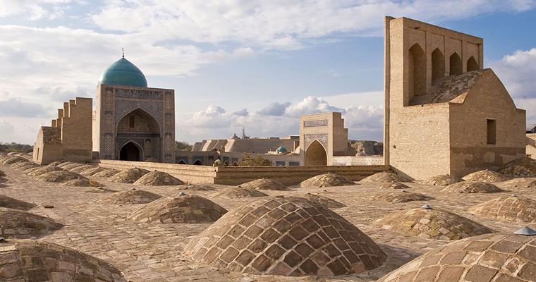 Мечеть Калян, Бухара, Узбекистан