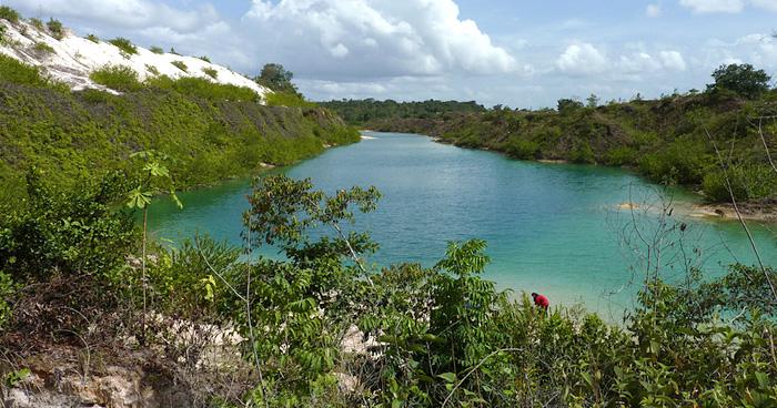 Скрытая жемчужина в Линден, Гайана