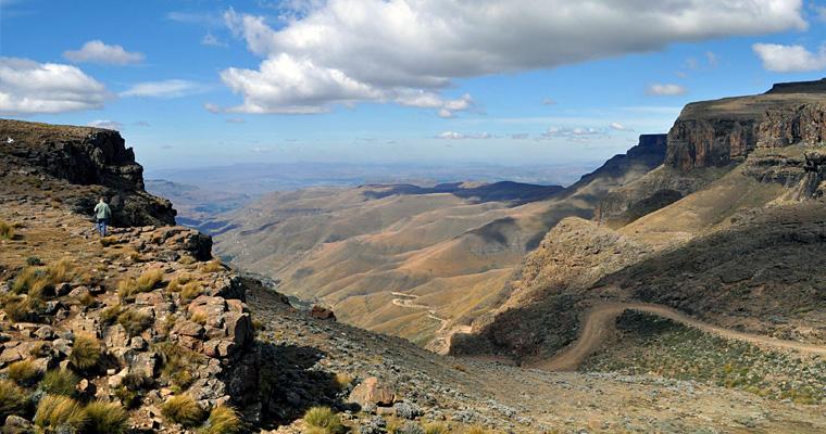 Драконовы горы, Лесото