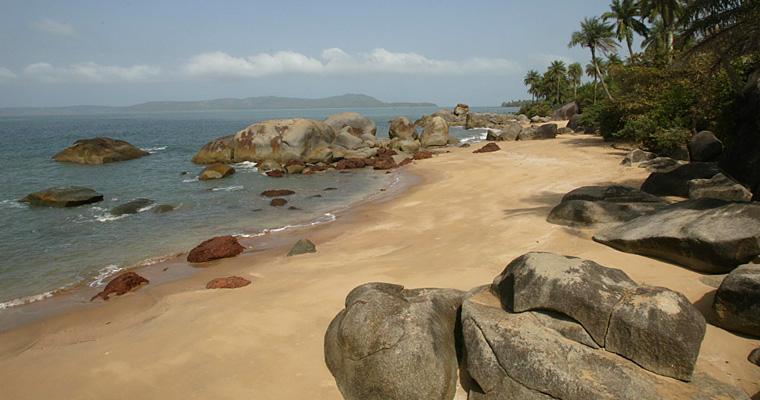 Побережье  Атлантического, Гвинея