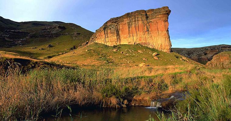 Национальный парк Золотые ворота, Ангола