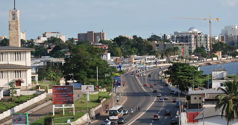 Либревиль, Габон
