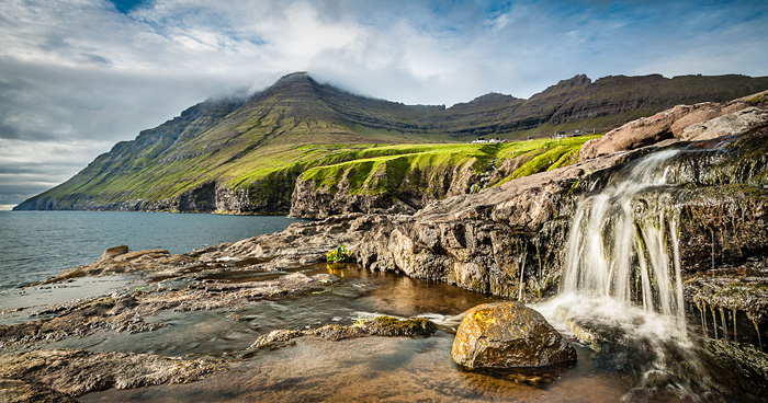 Природа на Фарерскиx островов