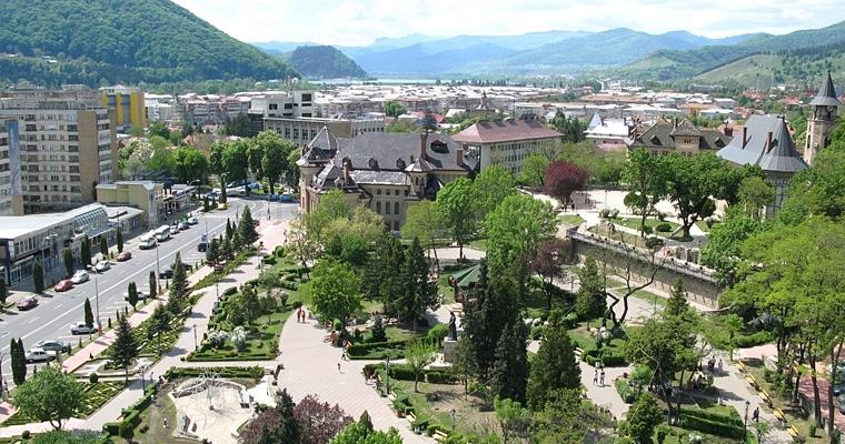 Пьятра-Нямц, Румыния