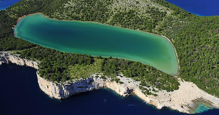 Телашчица — природный парк в Хорватии