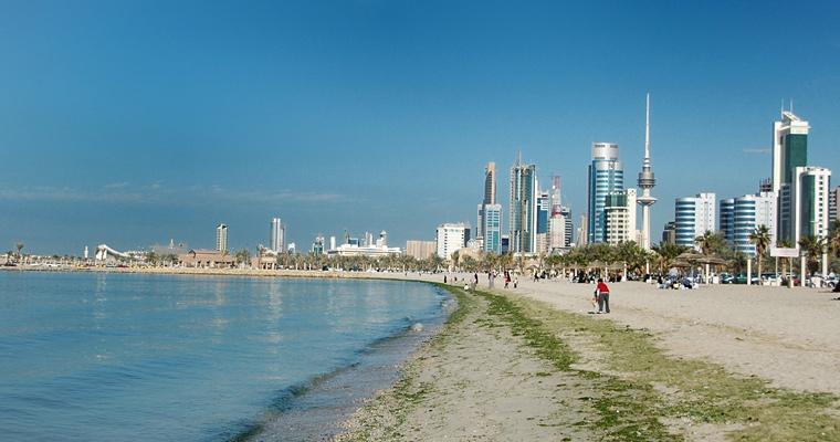 Городской пляж, Кувейт