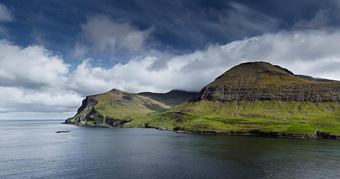 Остров Вагар, Фарерские острова