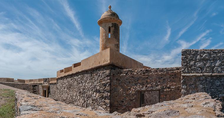 Кастильо Сан-Карлос-де-ла-Барра