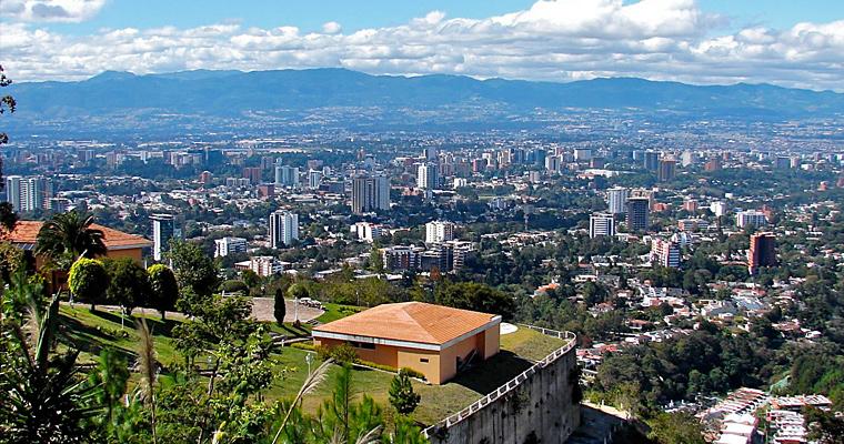 Сальвадор, Гватемала