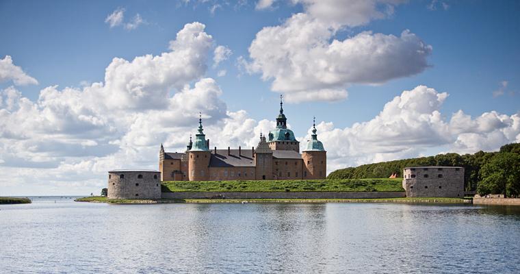 Замок Kalmar, Швеция
