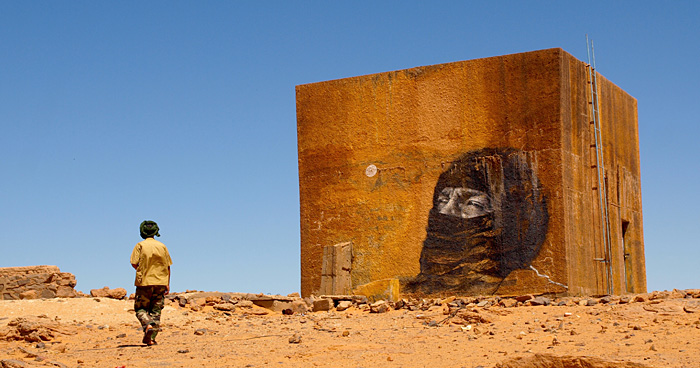 Африканское искусство, Западная Сахара