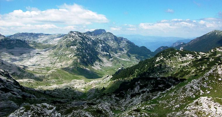 Горы, Босния и Герцеговина
