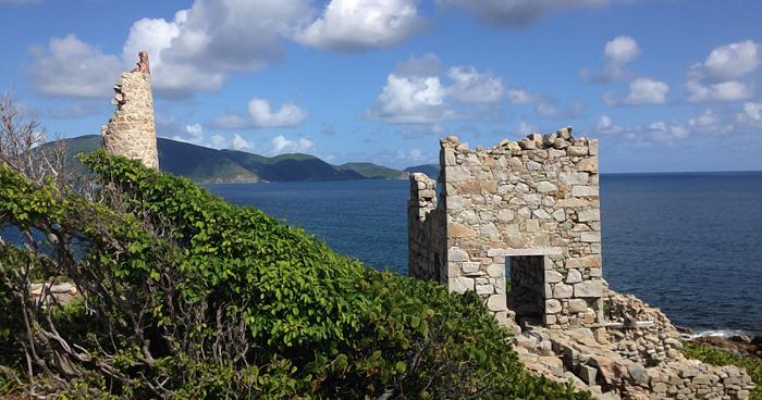 Медный рудник, Британские Виргинские острова