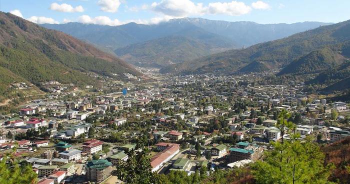 Тхимпху является столицей Королевства Бутан
