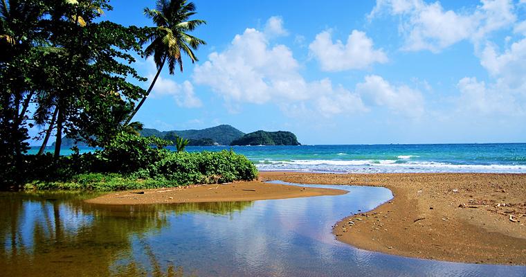 Пляж, Тринидад и Тобаго