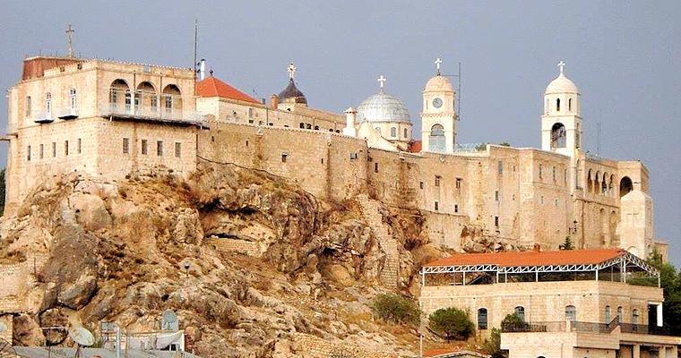 Сайданайский монастырь, Сирия