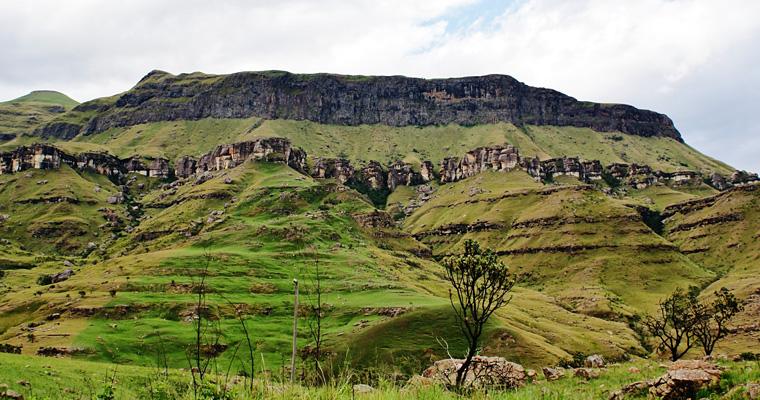 Природа, Лесото