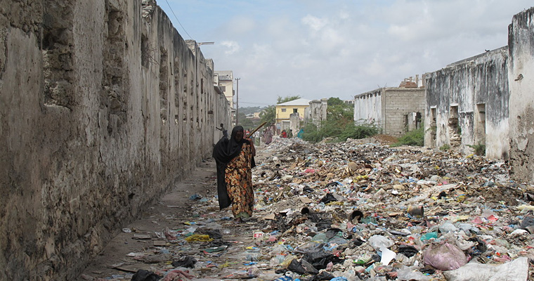 Столица Могадишо, Сомали