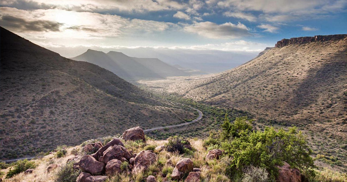 Национальный парк Кару, Свазиленд