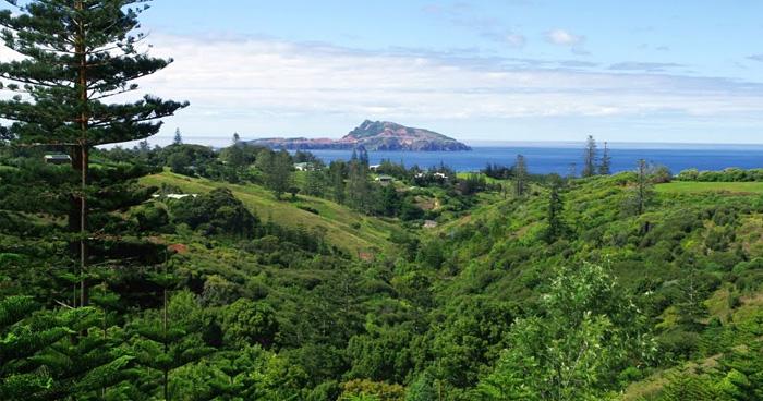 Национальный парк острова Норфолк