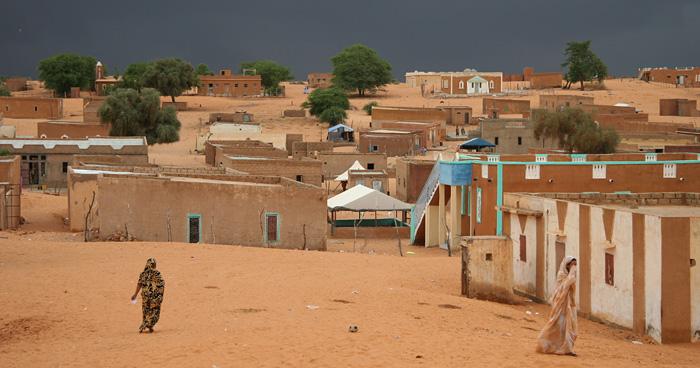 Bareina, деревня на юго-западе Мавритании