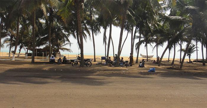Ломе, Того