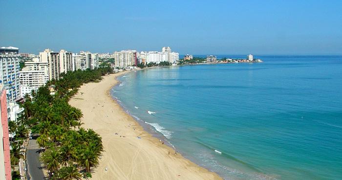Плая Исла Верде, Пуэрто-Рико