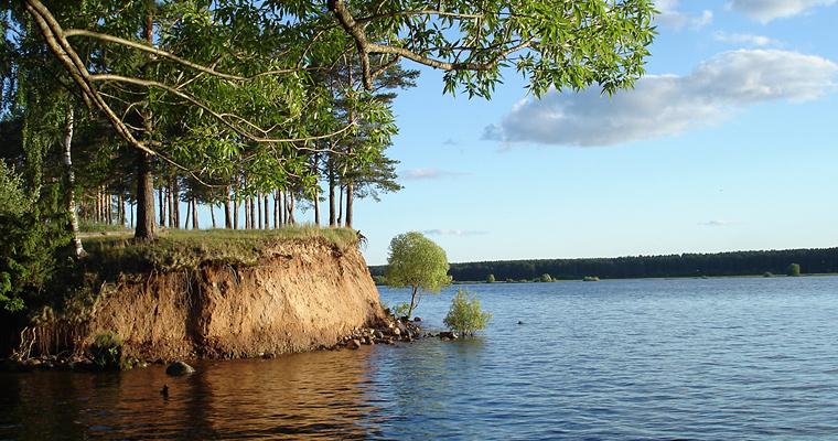 Волга, Россия