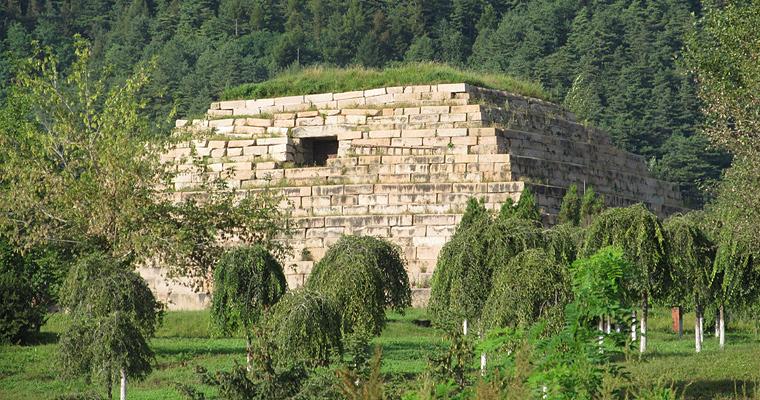 Гробницы в Когурё, Северная Корея