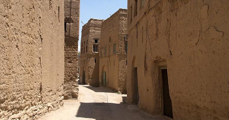 Al Hamra Village, Оман