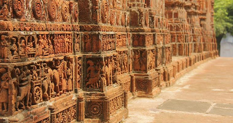 Kantaji Храм Kaharole