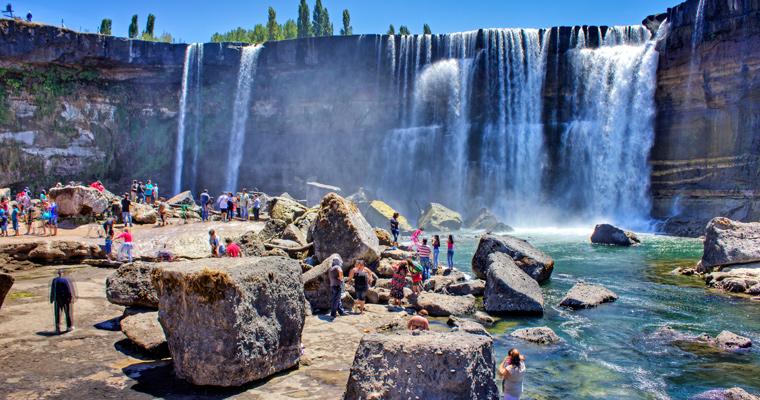 Сальто-дель-Лая, Чили
