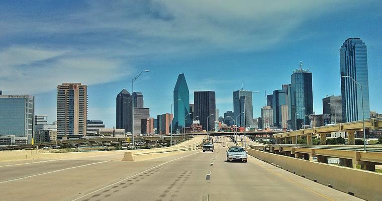 Даллас, Техас, Америка