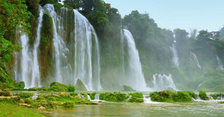 Detian Falls, Вьетнам