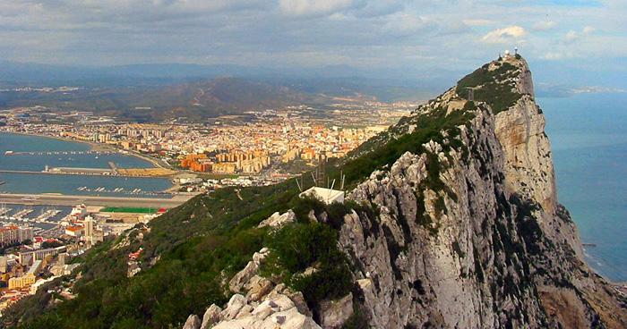 Вершина мыса Гибралтар