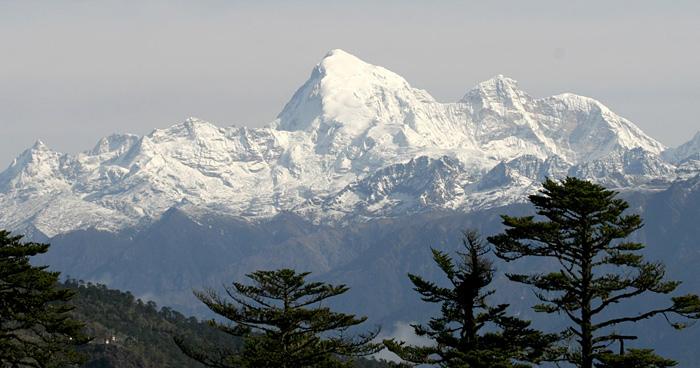 Гималаи, Бутан