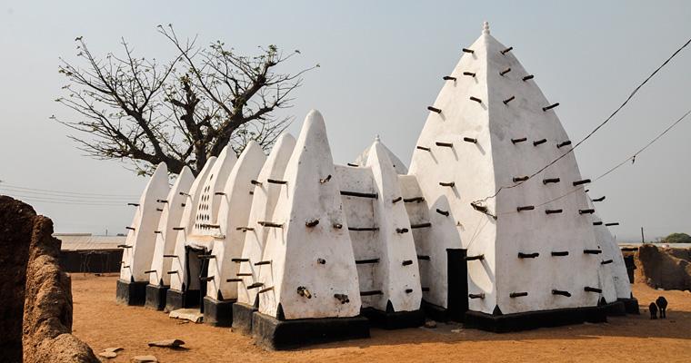 Мечеть Larabanga, Гана