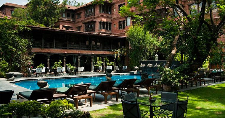 Отель Dwarika