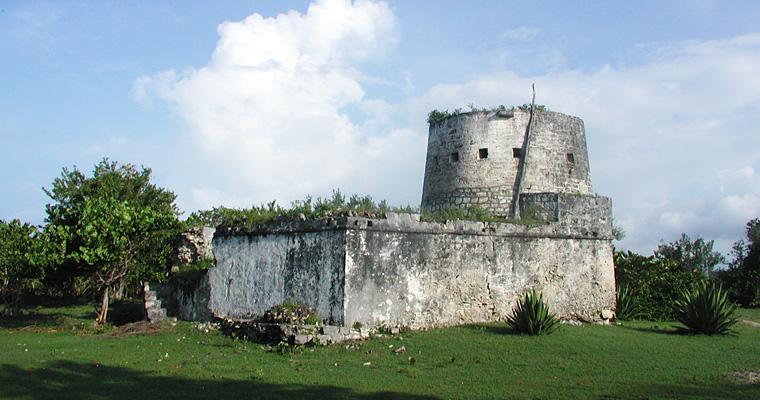 Башня Мартелло, Антигуа и Барбуда