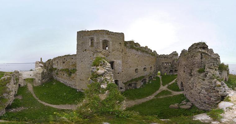 Замок Toolse, Эстония